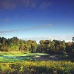 Fly over best golf course in Michigan, Copper Hills Golf Club