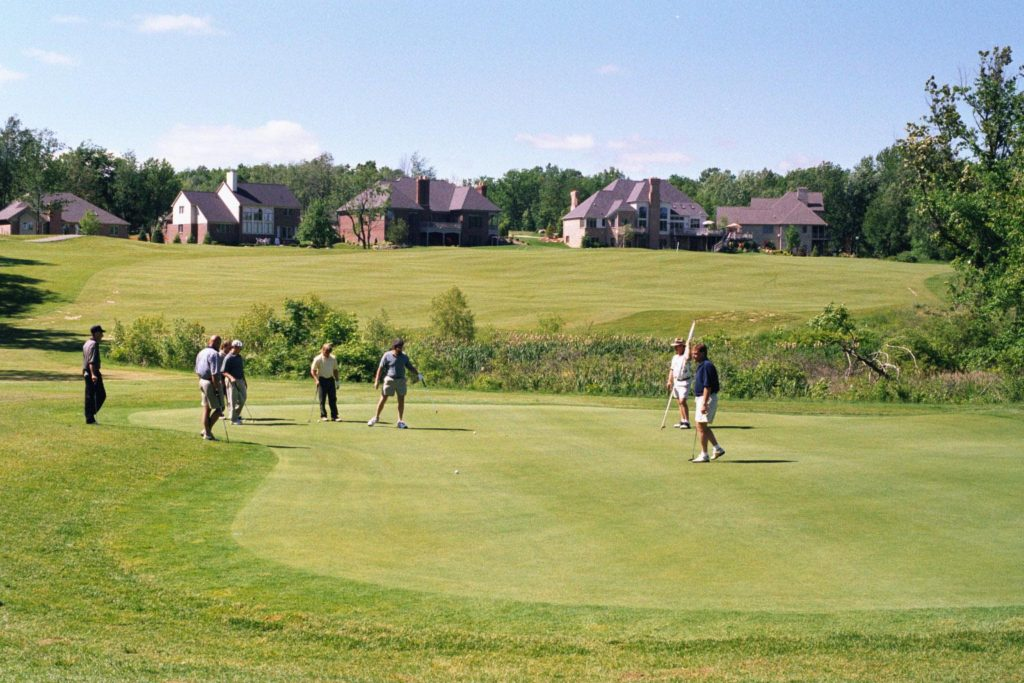 Golf League Oakland County