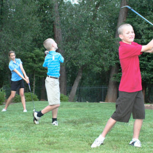kids golf camp oakland county