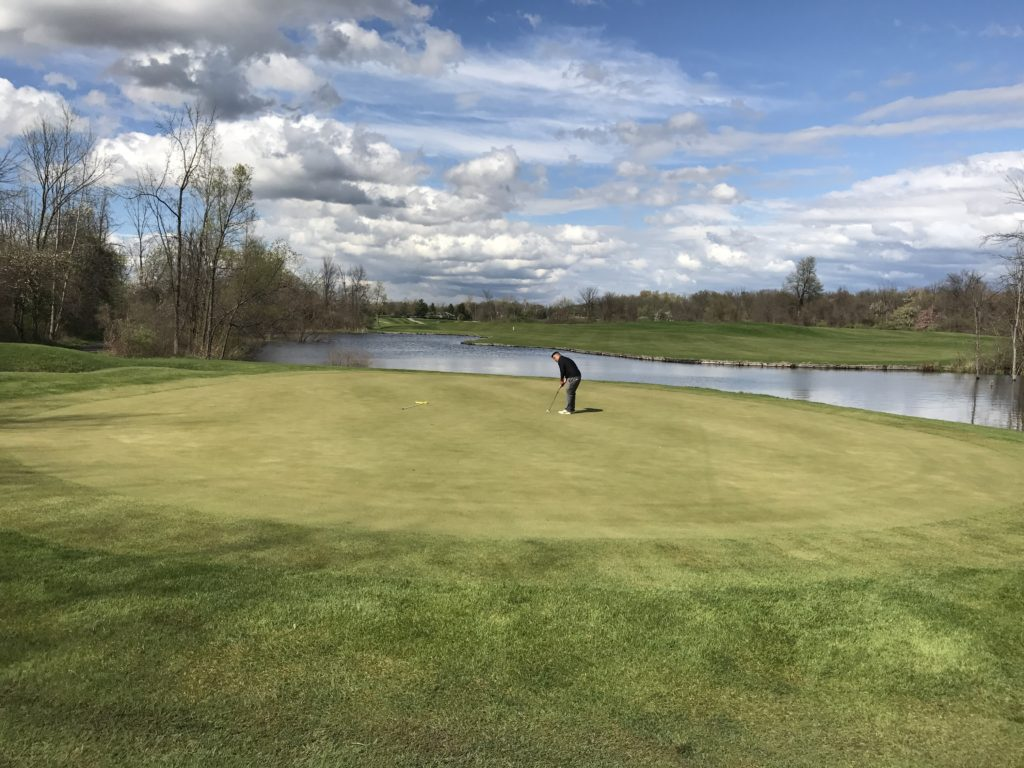 Hill Course, golf, oxford, oakland county